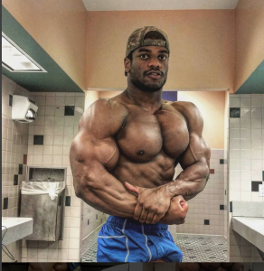 donte franklin bodybuilder