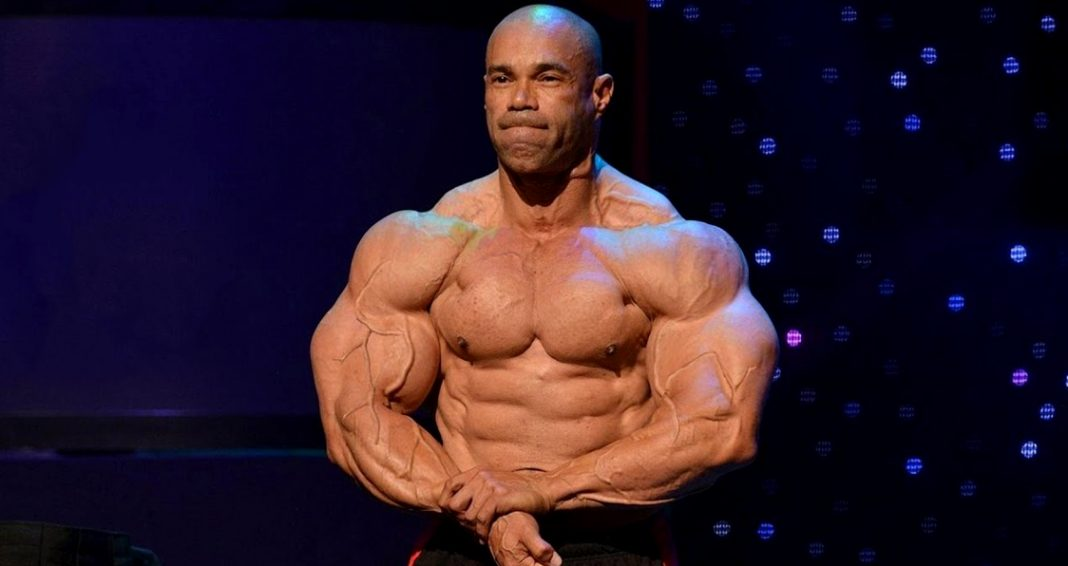 kevin levrone workout