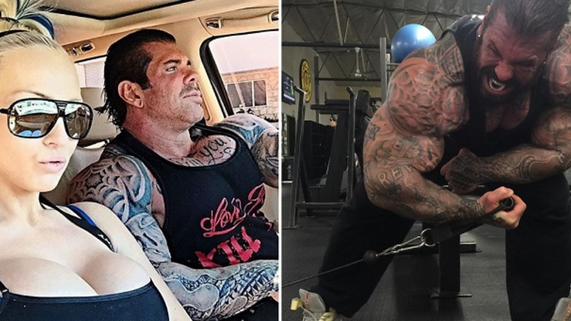 rich piana food prep