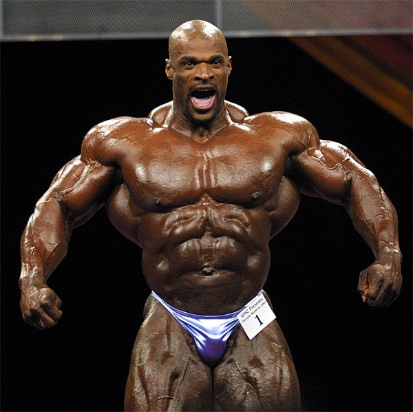 ronnie coleman in his prime