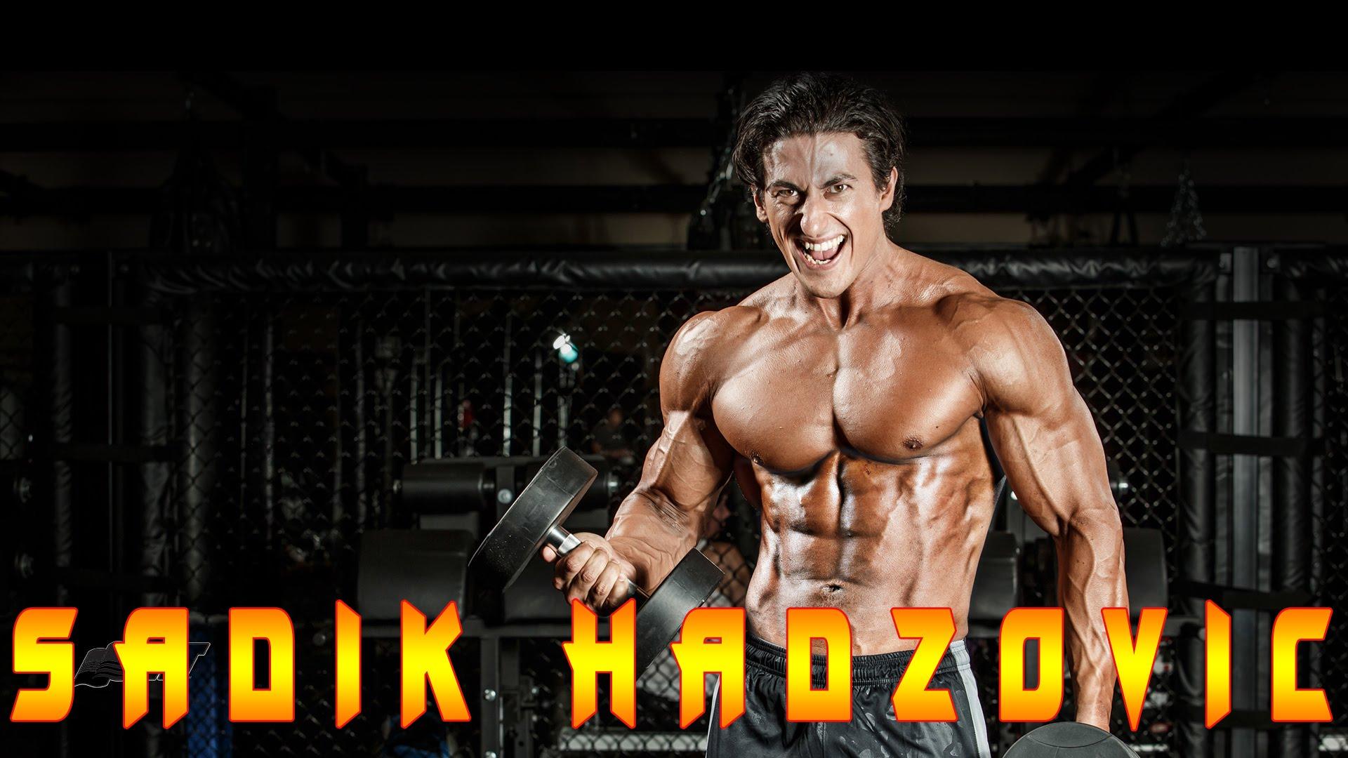 sadik bodybuilder