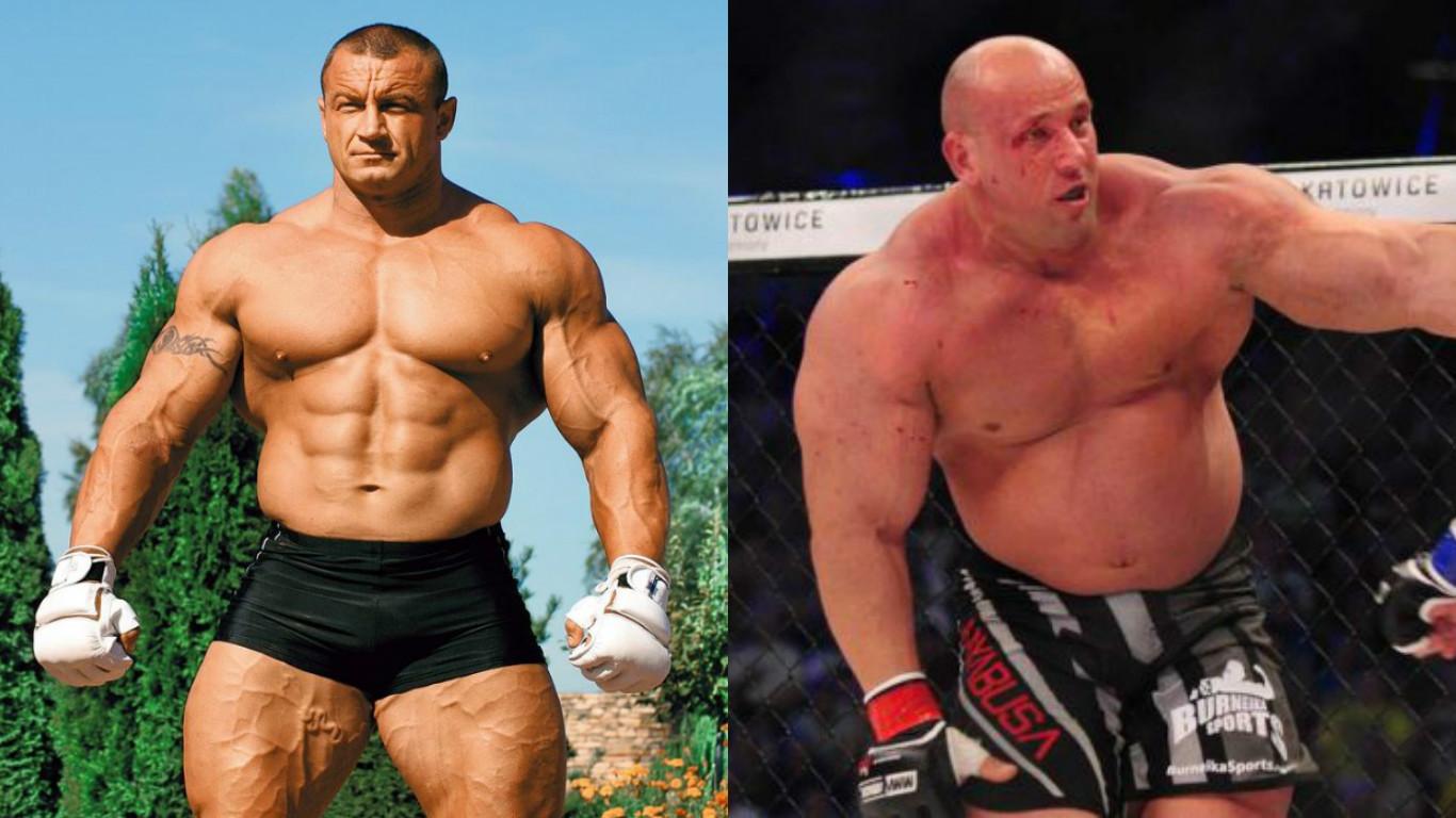 mma steroids